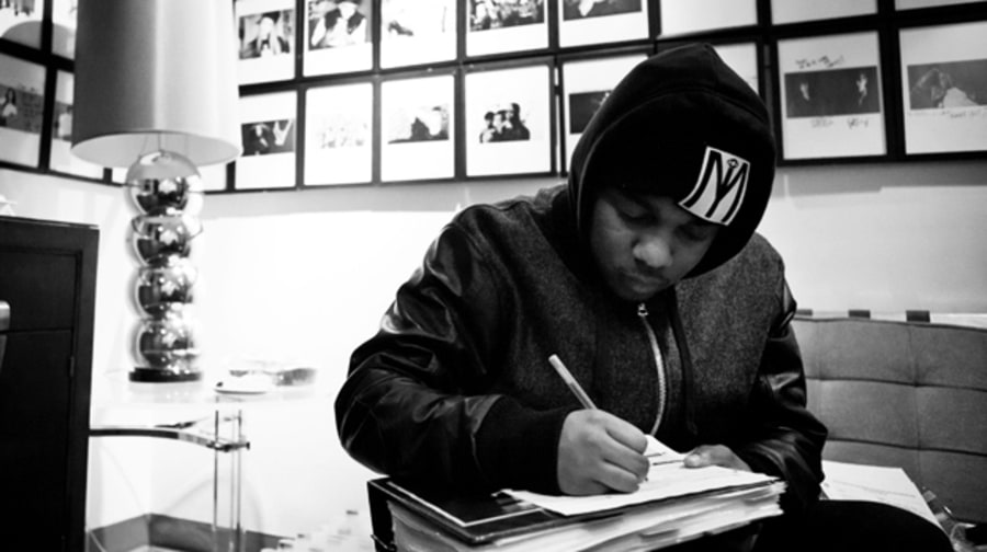 Kendrick Lamar in New York: A Day in the Life
