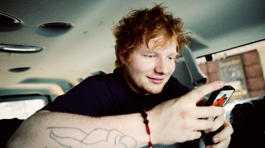 Ed Sheeran: A Day in the Life