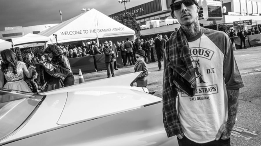 Travis Barker: A Day in the Life