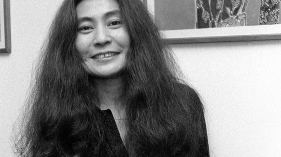 Yoko Ono Through the Years