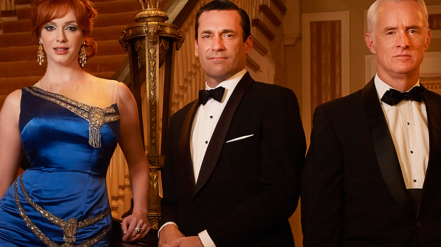 'Mad Men' Season Six Glamour Shots