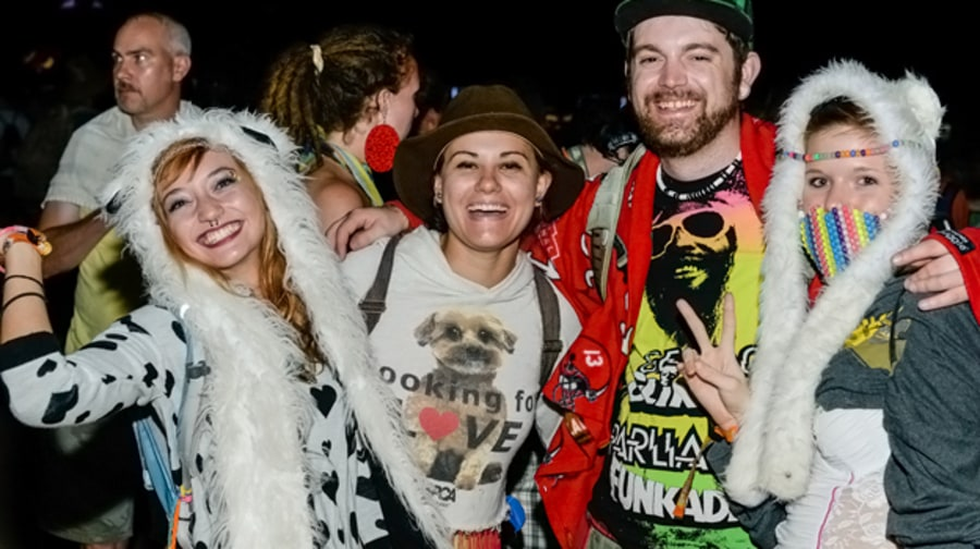 Bonnaroo's Headiest Hippies Tell All