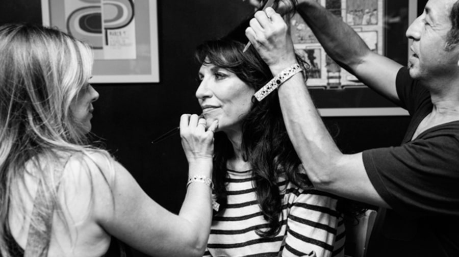 Backstage With Katey Sagal & the Forest Rangers
