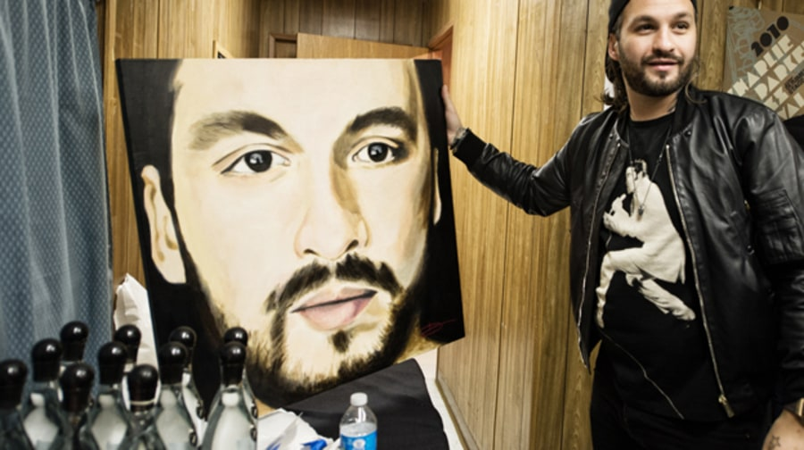 Steve Angello: A Night in the Life