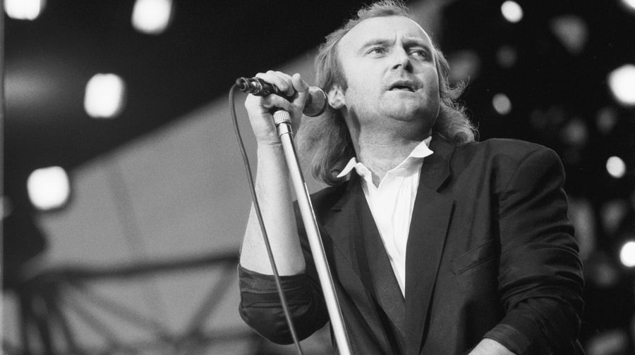 Readers' Poll: The 10 Best Phil Collins Songs