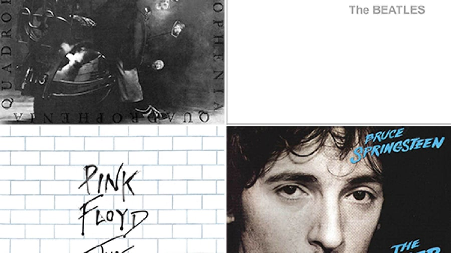 Readers' Poll: The 10 Greatest Double Albums of All Time