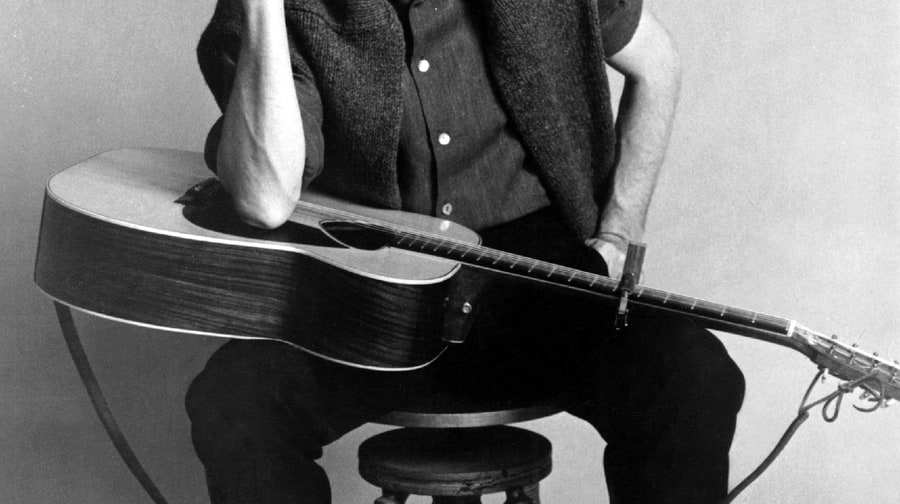 Pete Seeger's Life in Photos