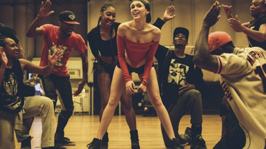 Bang On: See Miley Cyrus Rehearse for Massive 'Bangerz' Tour