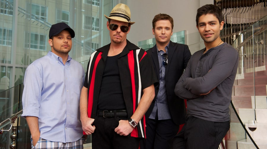 Turtle's 8 Favorite 'Entourage' Moments