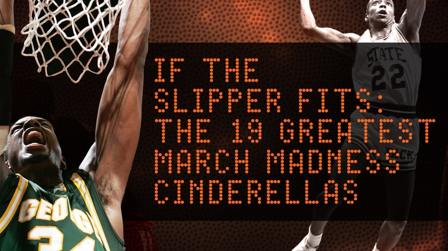 19 Greatest NCAA March Madness Cinderella Stories