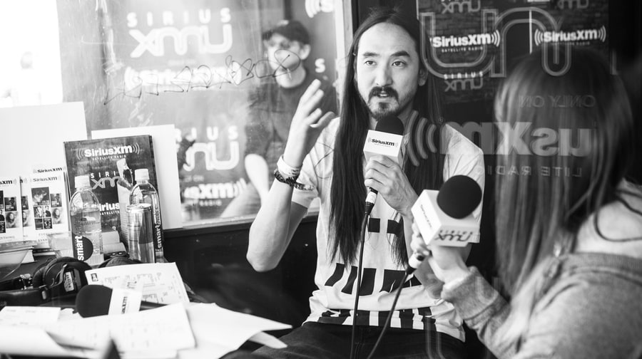 Steve Aoki: Behind the Scenes at SXSW