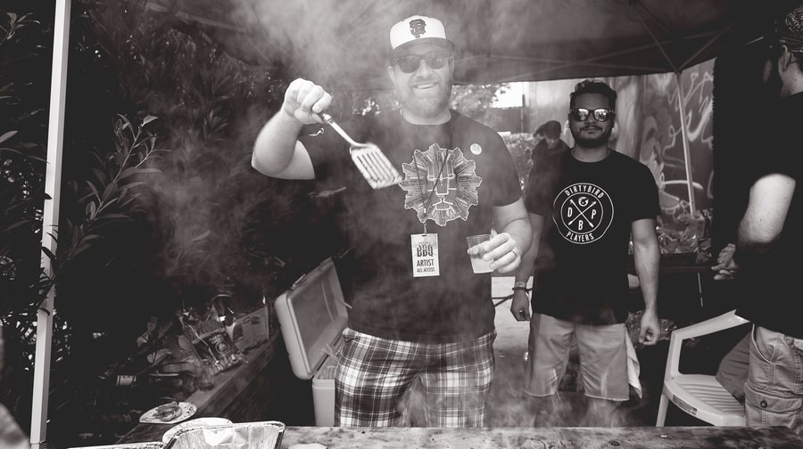 The Birdman Cometh: Backstage With Claude VonStroke in Miami
