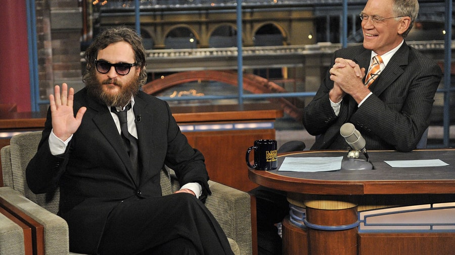 6 Iconic David Letterman Interviews