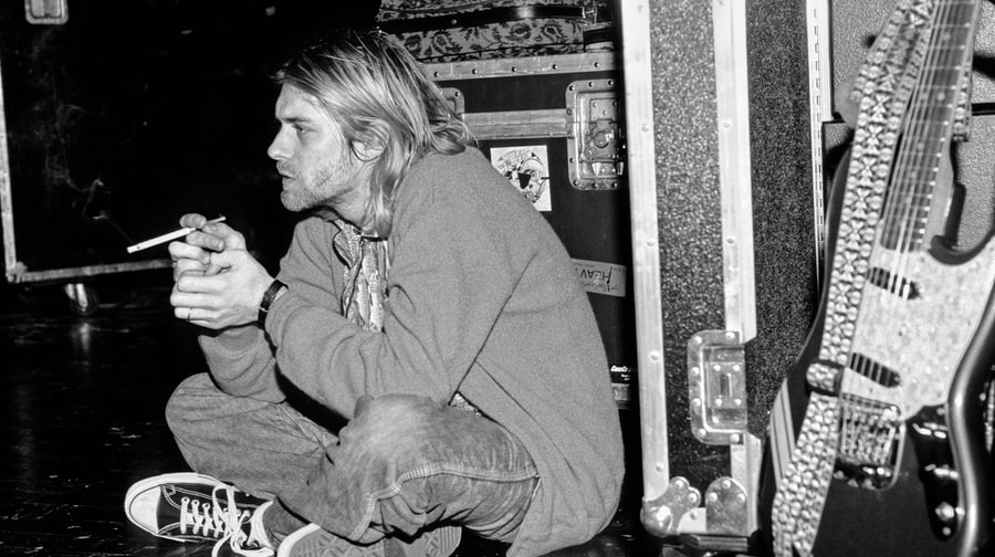 Kurt Cobain, 20 Years Later: Photographer Kevin Mazur Remembers