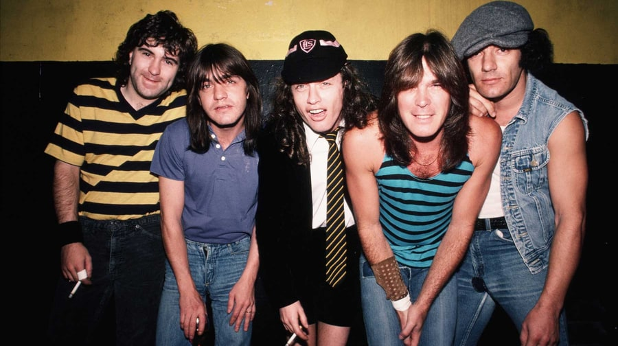 Long Way to the Top: AC/DC's History in Photos