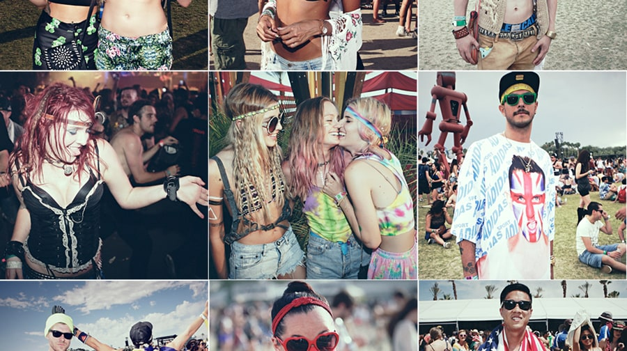 Summer Festival Style 2014: Capes, Crochet and More