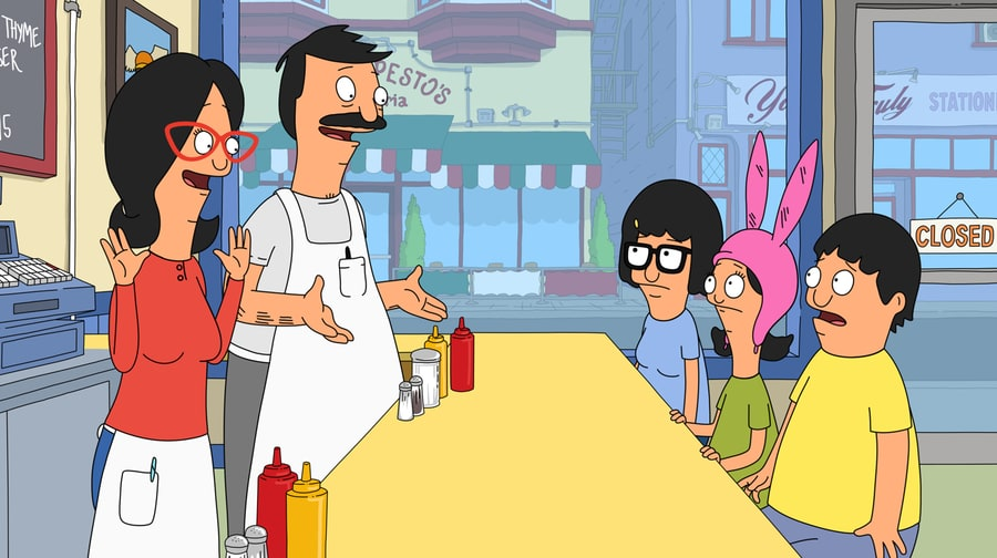 Order Up! The Best of 'Bob's Burgers'