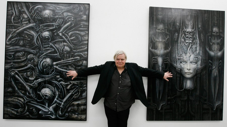 H.R. Giger's Greatest Album Cover Art