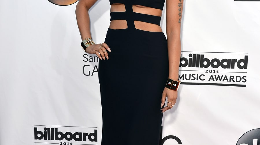 Billboard Music Awards 2014: See Stars on the Red Carpet