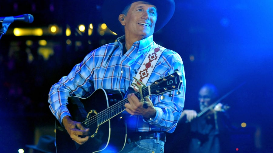 George Strait's Texas-Sized Farewell: Photos From His Final Tour Stop