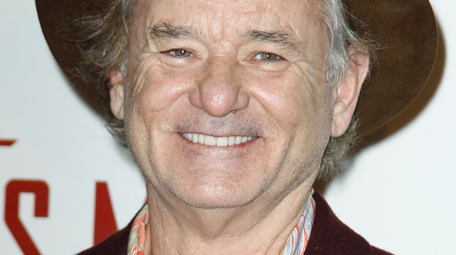 A Short History of Bill Murray's Offscreen Antics