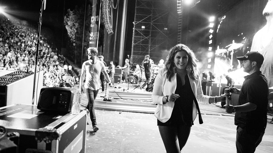Lady Antebellum's Take Me Downtown Tour: Exclusive Photos