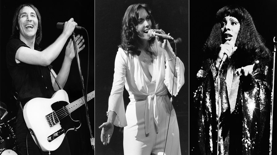 20 Biggest Songs of the Summer: The 1970s