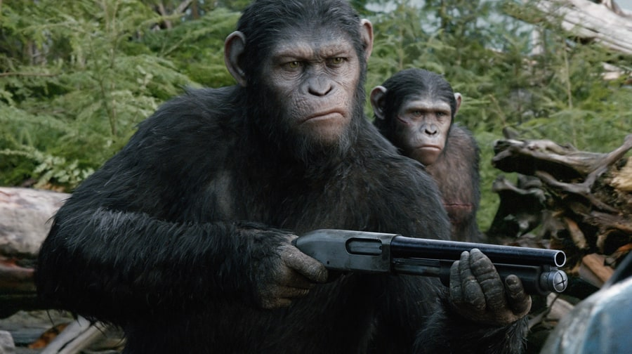 Monkey See: Matt Reeves on 5 'Dawn of the Planet of the Apes' Scenes
