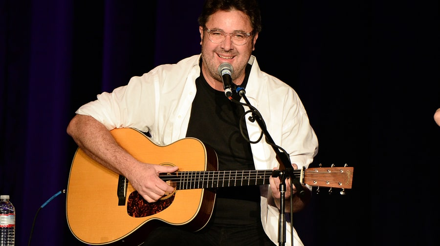 Vince Gill's 14 Favorite Guitar Players