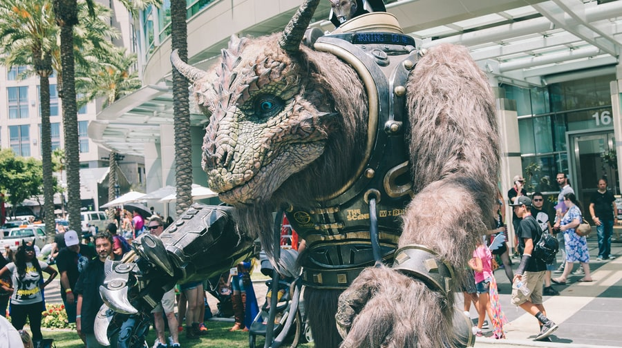20 Best Things We Saw and Heard at Comic-Con 2014
