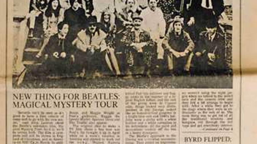 RS3: The Beatles' Magical Mystery Tour