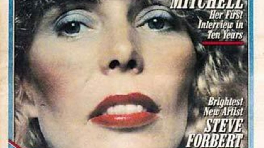 RS296: Joni Mitchell