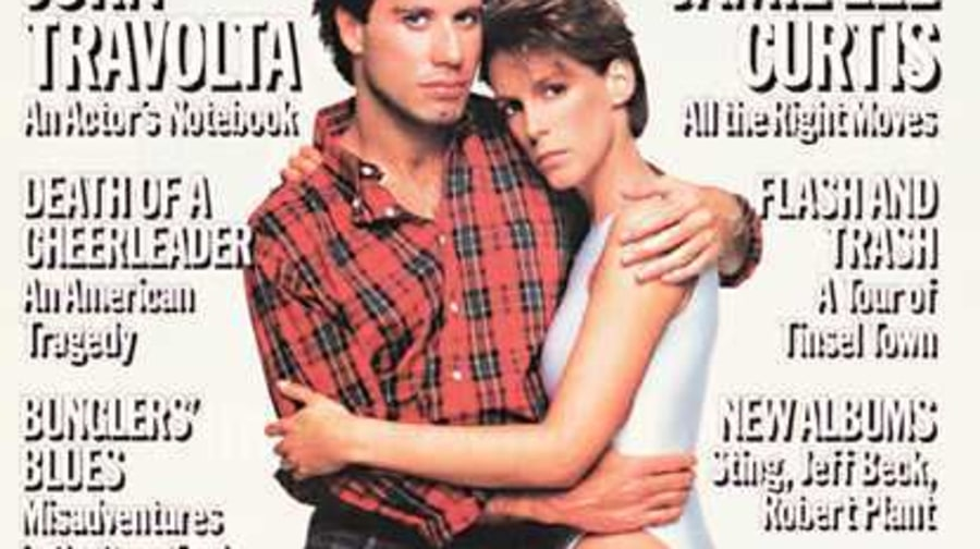 RS452 - RS453: Jamie Lee Curtis & John Travolta