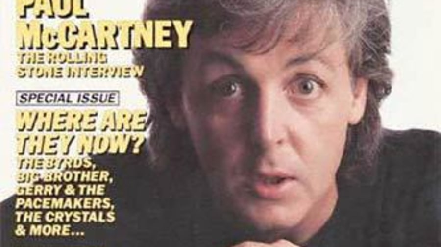 RS482: Paul McCartney