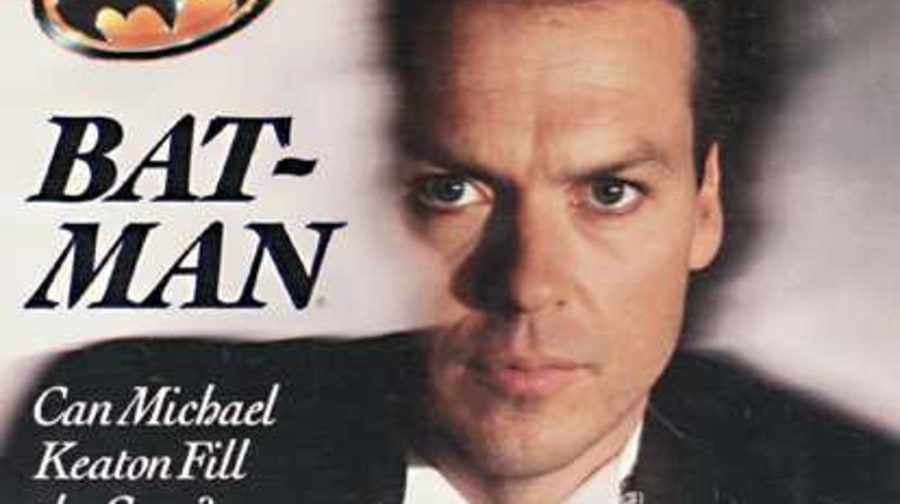 RS555: Michael Keaton
