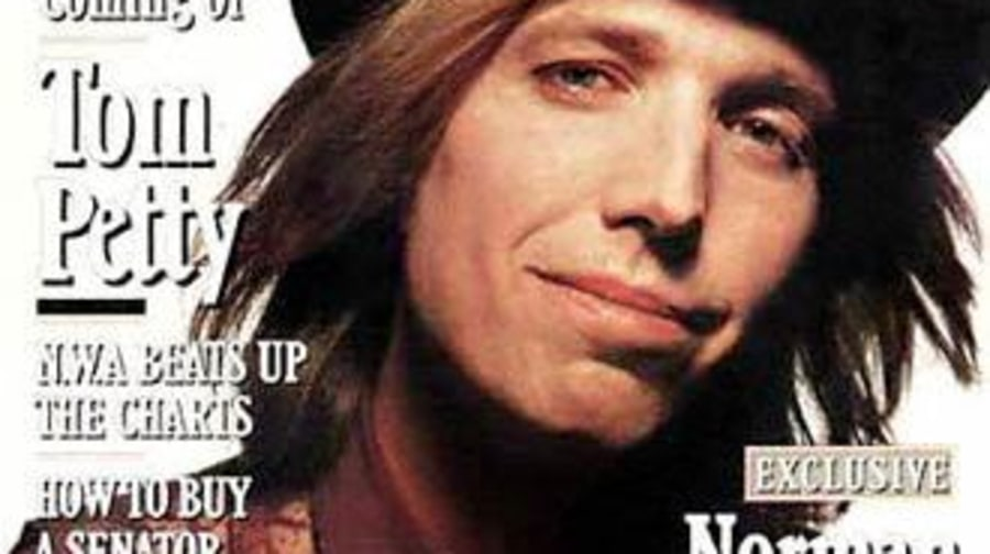 rs610 tom petty 1991 rolling stone covers rolling stone. Black Bedroom Furniture Sets. Home Design Ideas