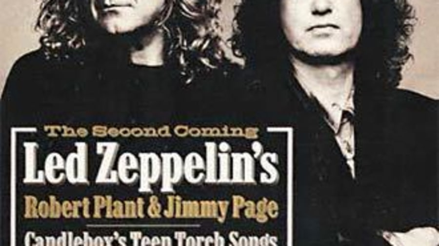 RS702: Robert Plant & Jimmy Page