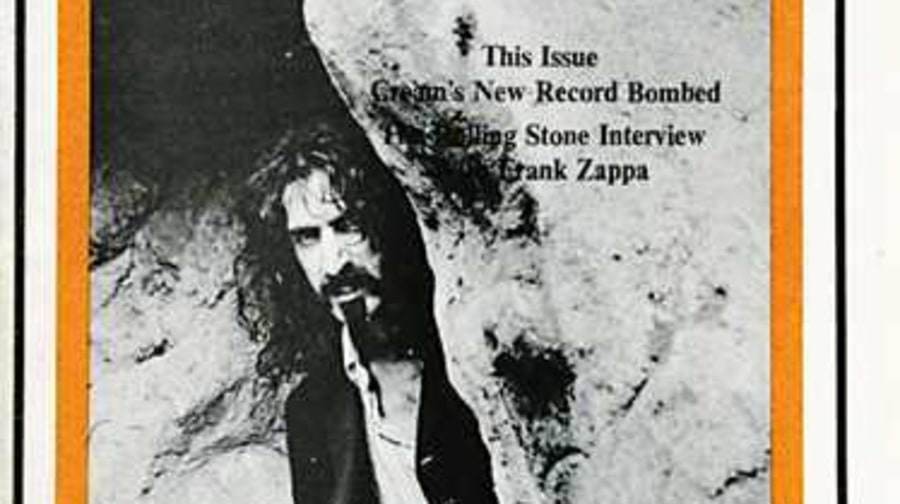 RS14: Frank Zappa
