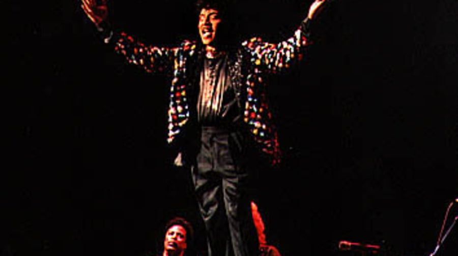 Little Richard at Ravinia, Highland Park, IL