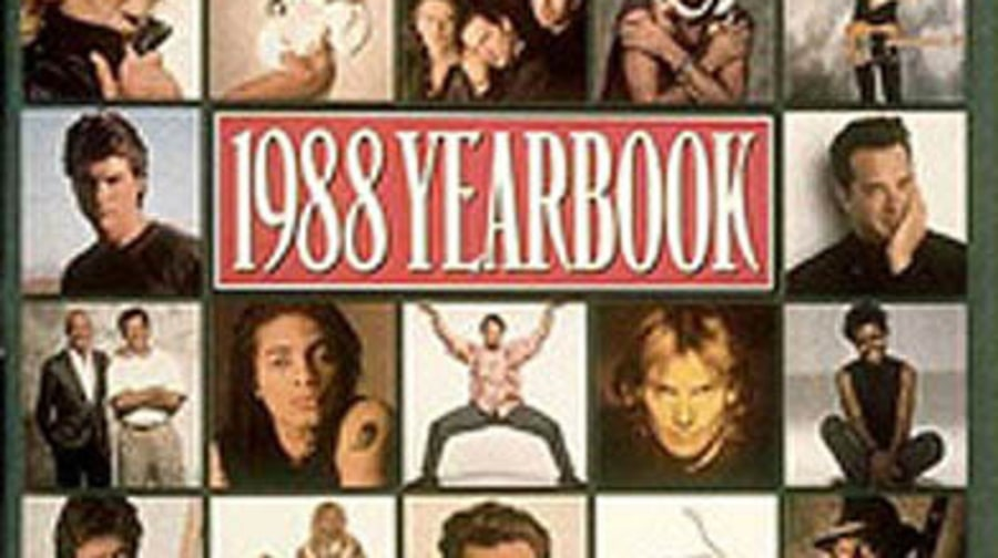 RS541-RS542: 1988 Yearbook