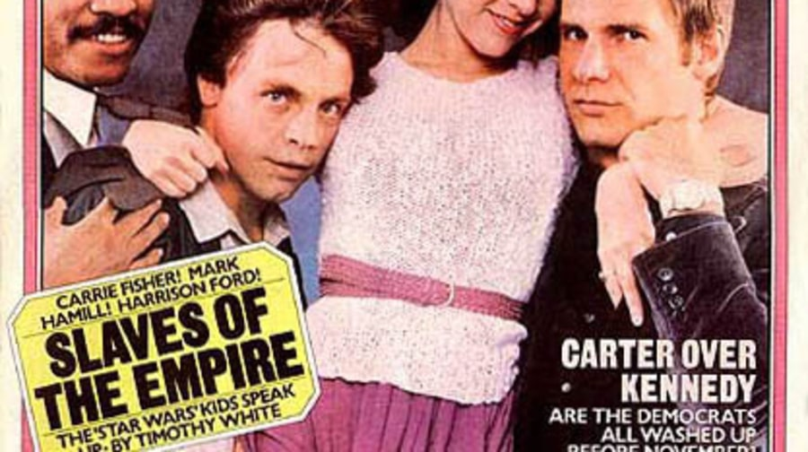 RS322: The Empire Strikes Back: Carrie Fisher, Har