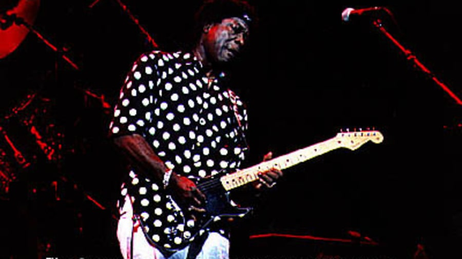 Buddy Guy at Navy Pier, Chicago, IL