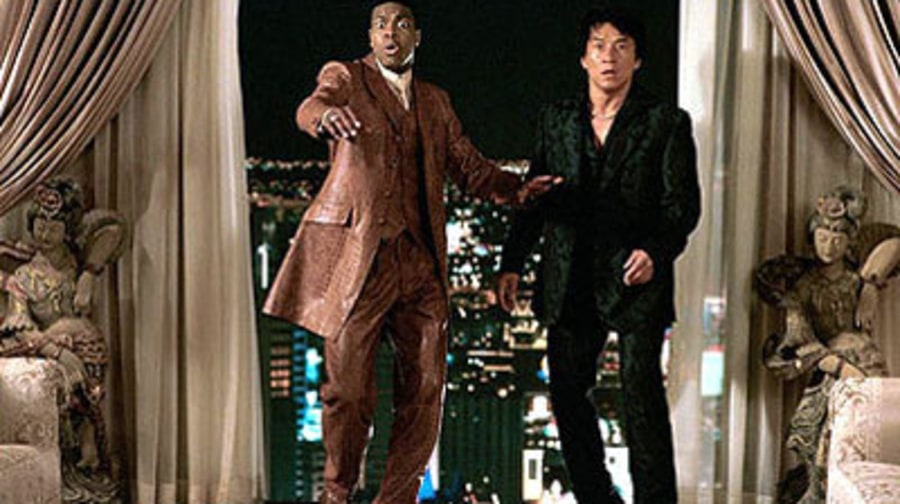 Chris Tucker & Jackie Chan 02