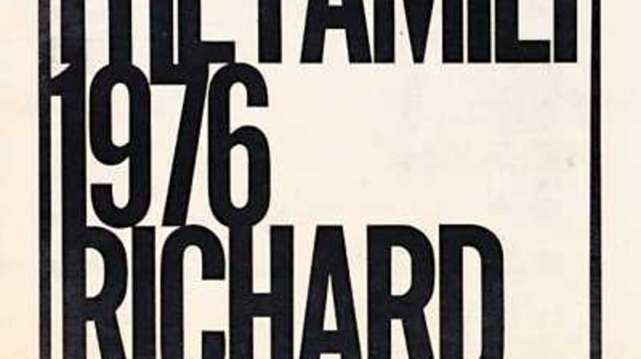 RS224: Richard Avedon's Portfolio 'The Family1976'