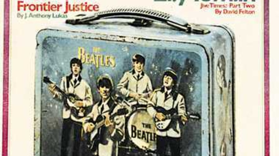 RS172: The Beatles (lunchbox)
