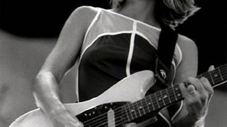 Liz Phair at Lilith Fair '98