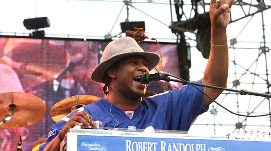 Robert Randolph and the Family Band 3 - Music Midtown, Atlanta, GA 6/11/05 large