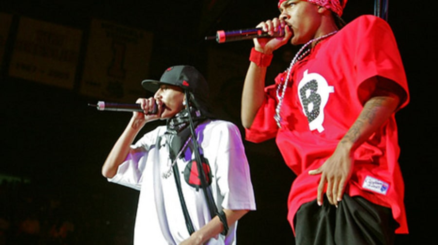 Bow Wow 2 - WGCI Big Jam Tour - 12/22/05