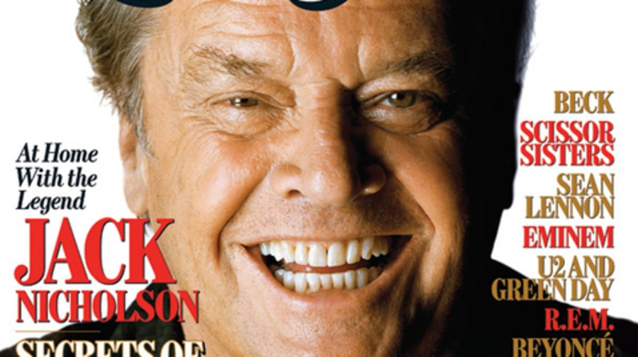 Jack Nicholson - RS 1010 (October 5, 2006) gallery