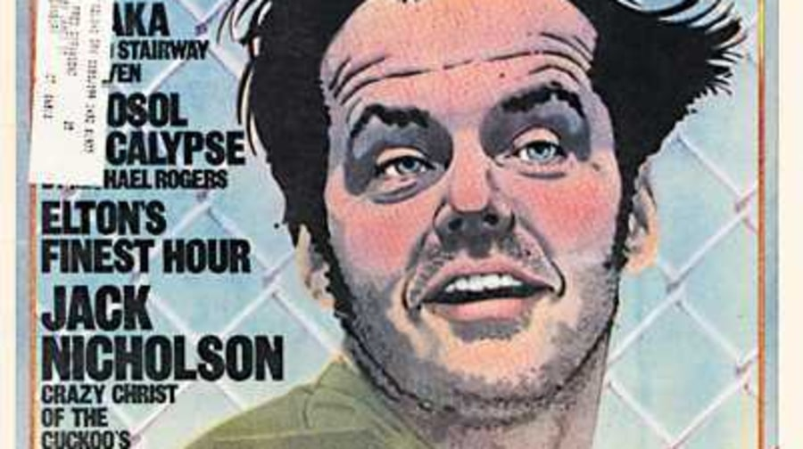 RS 201: Jack Nicholson stars in One Flew Over the
